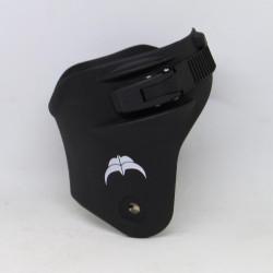 RAZORS Loca Cuffs Black