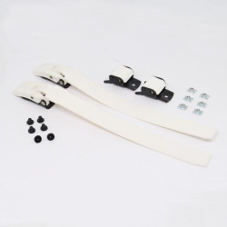FR Safety Boucles White x2
