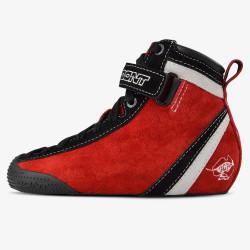 BONT ParkStar Black/Red Boot