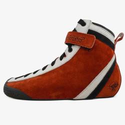 BONT ParkStar Red Boot
