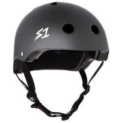 Casque S1 Lifer V2 Dark Grey Matte Helmet