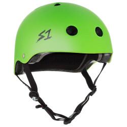 Casque S1 Lifer V2 Bright Green Matte Helmet