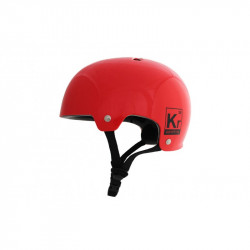 ALK13 Krypton Glossy Red Helmet