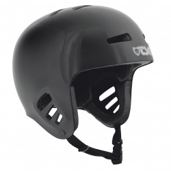 TSG Dawn Black Helmet