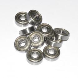 CLIC-N-ROLL 627zz bearings x16