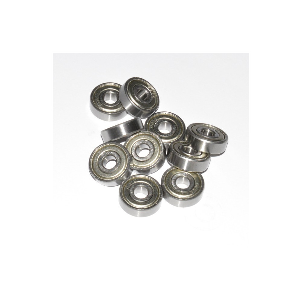 CLIC-N-ROLL 627zz bearings x16
