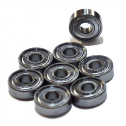 SHINER ABEC3 bearings x8