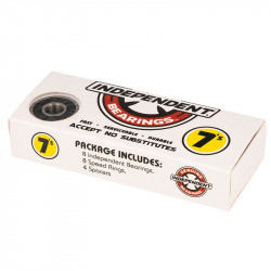 INDEPENDENT ABEC7 Bearings x8