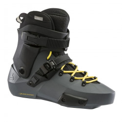 ROLLERBLADE Twister Edge Anthracite/Yellow Boots