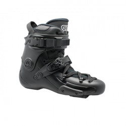 FR Skates FR1 Black Boots
