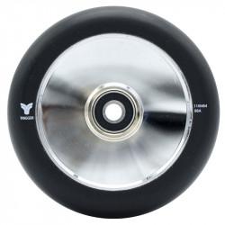 TRIGGER Hollow Wheel Chrome 110mm x2
