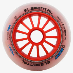 BONT Elemental 110mm Wheel x1