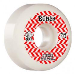 Roues BONES STF V5 Sidecut 53mm x4