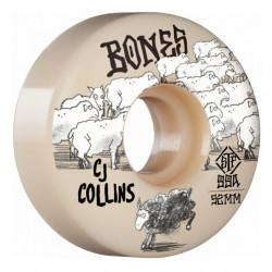 BONES STF V3 Pro Collins 52mm x4 Wheels