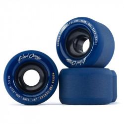 BLOOD ORANGE Morgan Pro Midnight 65mm Blue Wheels x4