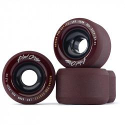 BLOOD ORANGE Morgan Pro Midnight 65mm Maroon Wheels x4