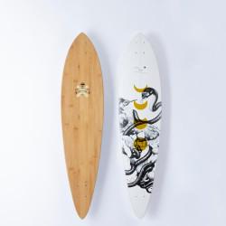"ARBOR Fish Bamboo Deck 37"""
