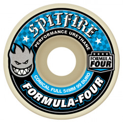 SPITFIRE Formula 4 54mm Full Conical x4