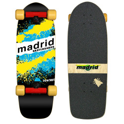 Cruiser MADRID Marty Explosion Black