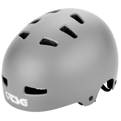 TSG Evolution Solid Satin Coal Helmet