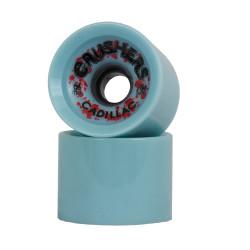 CADILLAC Crushers Blue wheels x4