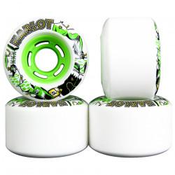 VENOM Harlot Cobra Core Green Wheels x4