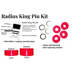 DISCOBLOX Radius Kit
