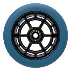 URBAN ARTT Civic Wheels Black/Artic Blue x2
