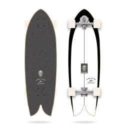 "Surfskate YOW x Christenson C-Hawk 33"""