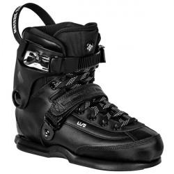 USD Carbon Black Boots