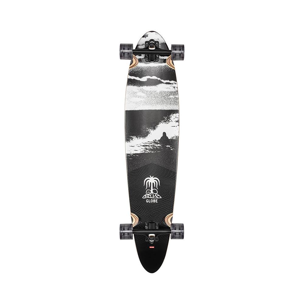 Longboard GLOBE Pinner Classic Coconut Black Tide