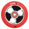 CHILLI Parabol Black/Red 100mm x1