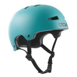 TSG Evolution Solid Satin Coma Green Helmet