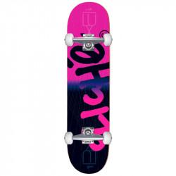 CLICHÉ Skateboard Lux Handwritten Pink 8.125''