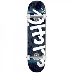 CLICHÉ Skateboard Lux Handwritten Black 7.0'' Junior