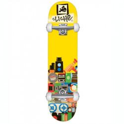 CLICHÉ Skateboard Document Yellow 8.0''