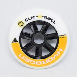 ROLLERBLADE x CLIC-N-ROLL Hydrogen 110mm wheel x1