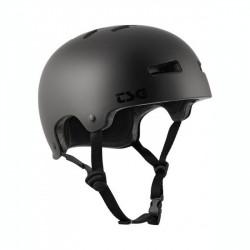 TSG Evolution Solid Dark Black Satin Helmet