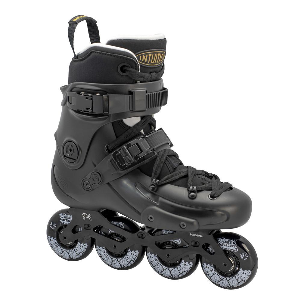 FR Skates FR1 80 Deluxe Intuition Black