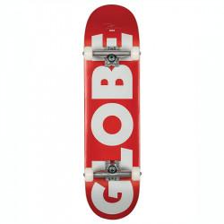 """GLOBE G0 Fubar Red/White 8.25"""""""