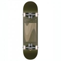 """Skateboard Complet GLOBE G1 Lineform Olive 8.0"""""""