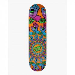 "SANTA CRUZ Mandala Hand Deck 8.125"""