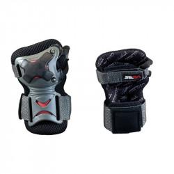 SEBA Wristguards Grey/Black