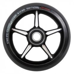 Roue ETHIC DTC Calypso V1.5 Black 125mm + Roulements x1