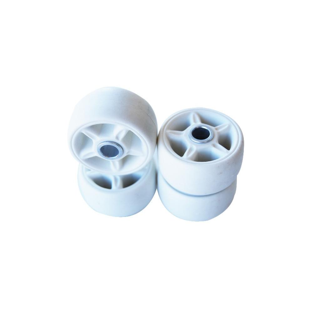 RAZORS Antirocker Wheels White