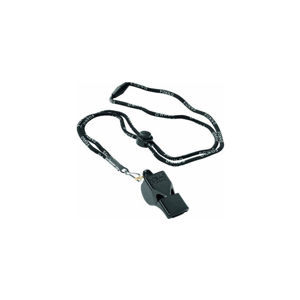 FOX 40 classic offical Whistle + Lanyard