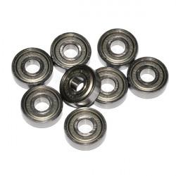 SEBA Twincam Titalium Freeride bearings x8