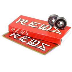 Roulements BONES Super Reds x8