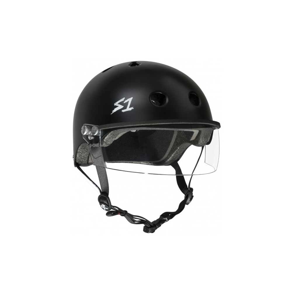 S1 Lifer + Visor Helmet