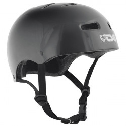 TSG Skate/Bmx Injected Black Helmet